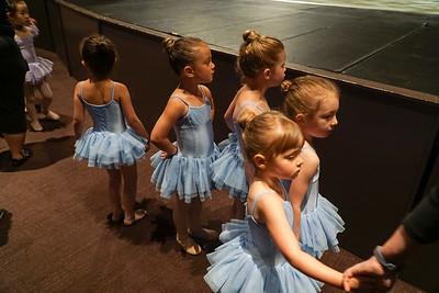 Sunday Performance - Dress Rehearsals