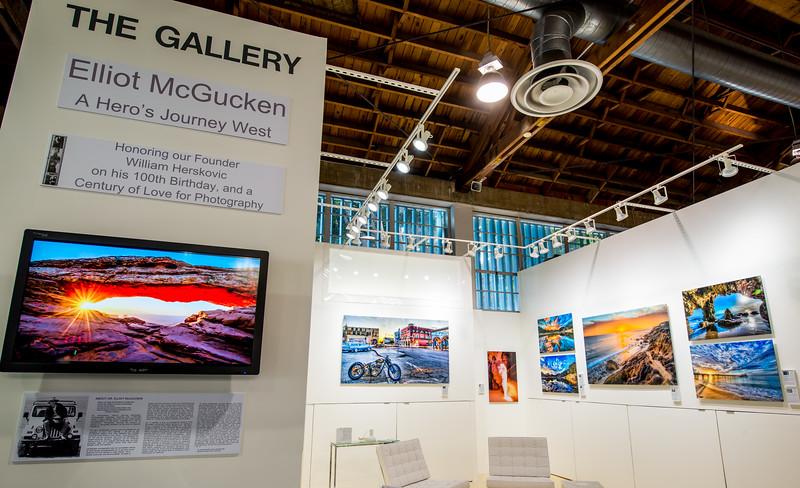 Nikon D800E Photos! Setting up! Dr. Elliot McGucken Fine Art Photography Gallery Show!