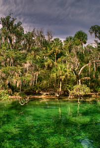 BLUE SPRINGS STATE PARK FLORIDA
