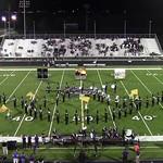 CSHS Band Halftime Performance 10/11/2013