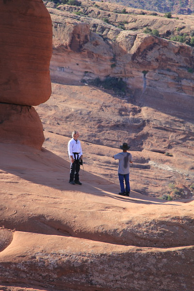 20180716-026 - Arches NP - Dad and Brian at Delicate Arch.JPG