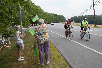 2012 Prouty - Bicycle Riders