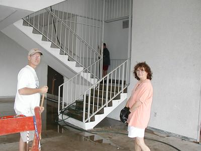 2004-01-03 SAM Cleaning Crew