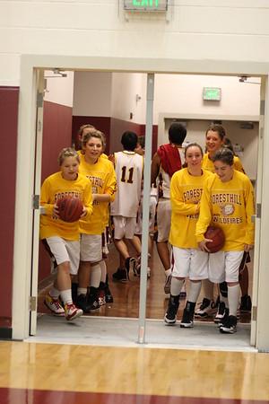 10 Varsity Girls Basketball
