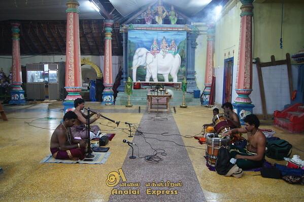 அனலைதீவு ஐயனார் ஆலய ஐந்தாம்நாள் இரவுத்திருவிழா வசந்தோற்சவம்-2020
