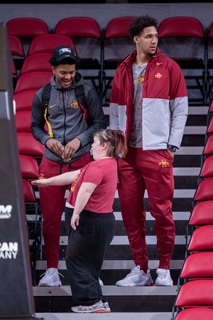 ISU WBB vs MWSU (exhibition) 10/30/19