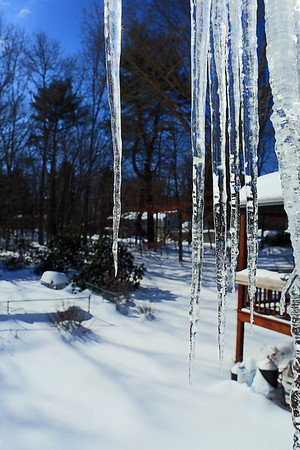 icicles & sky 2/11/2015