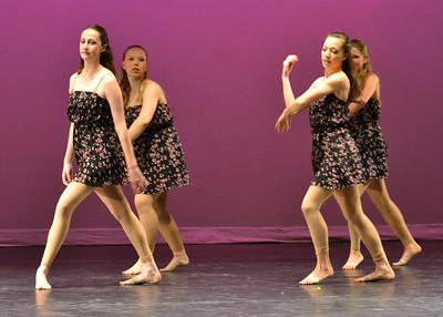 Dance Show LAHS 2012