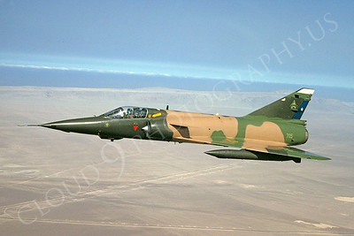 Chilean Air Force Dassault Mirage III Airplane Pictures