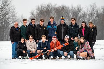 2019-12-09 OHCHS Alpine Skiing Team Photos