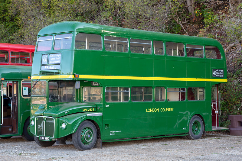 1965 AEC Routemaster Park Royal H40/32R