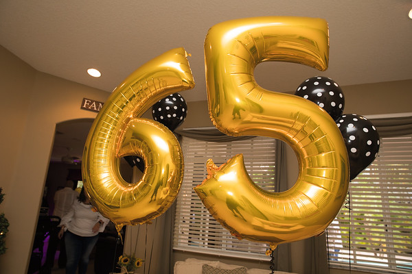 Maritza's 65th