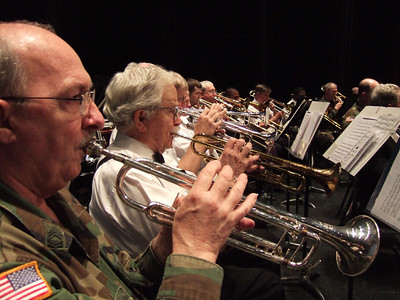 2006 - April 2 Holst Concert - Charleston Community Band & 246 Army Band