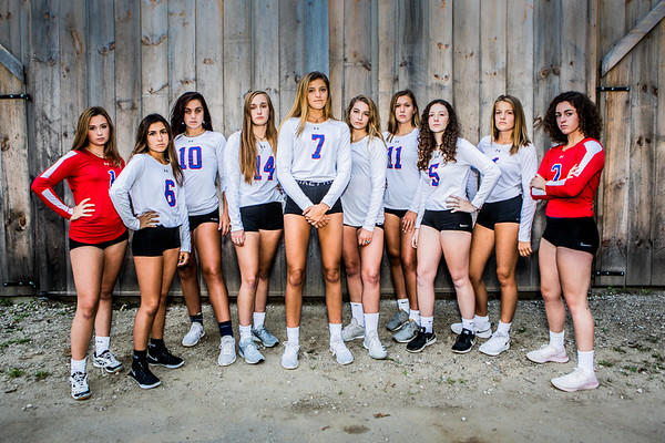 2019-8-27 WHS Girls Volleyball Photo Day
