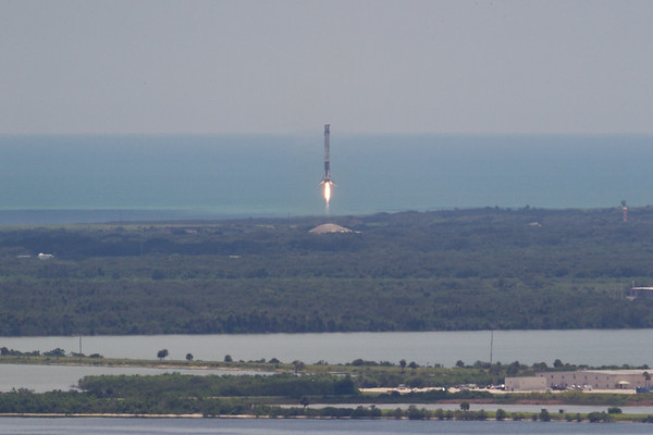 CRS-12 by SpaceX