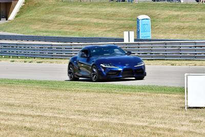 2020 SCCA TNiA July 29 Pitt Race Adv Blu Supra