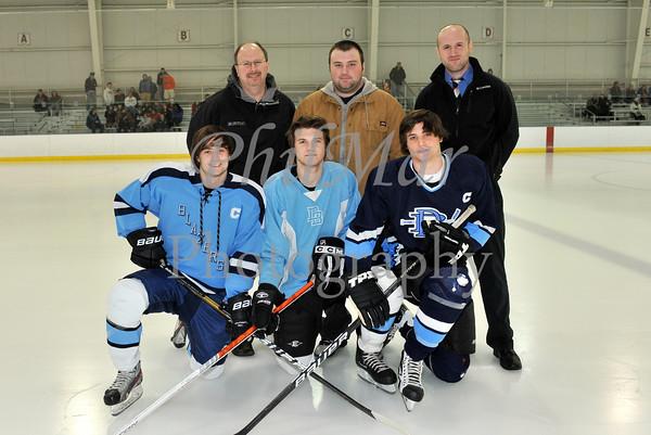 Exeter vs Daniel Boone Varsity Ice Hockey 2012 -2013