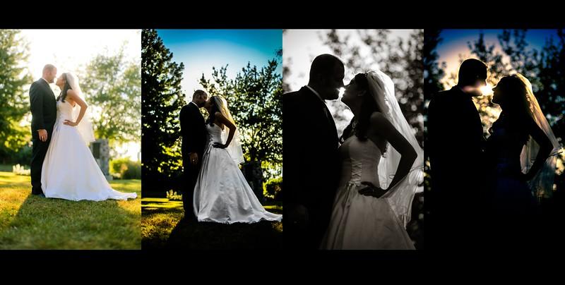 Danielle & Chazz 12x12 Wedding Album 2