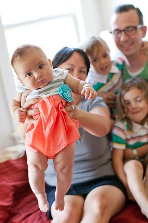 Sullivans: Olivine 3 months