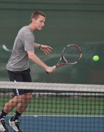 2012-13 Men's Tennis
