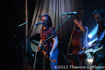 Infamous Stringdusters, Pink Garter Theatre, Jackson, WY, February 22-23, 2013