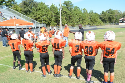 Sophomore Trinity Youth Football and Cheer