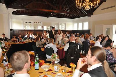 """Solomone-Schafer Wedding, """"The Reception"""""""