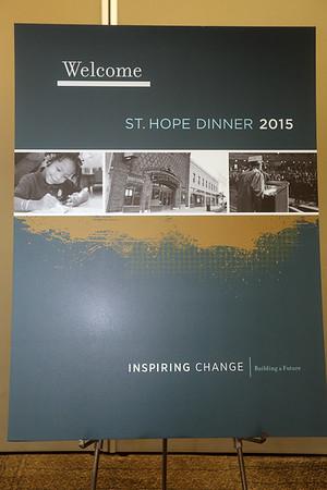 St. Hope Annual Dinner with Marion Jones - 10-15-2015