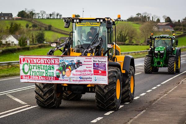 Livingstone Tractor Run 2019