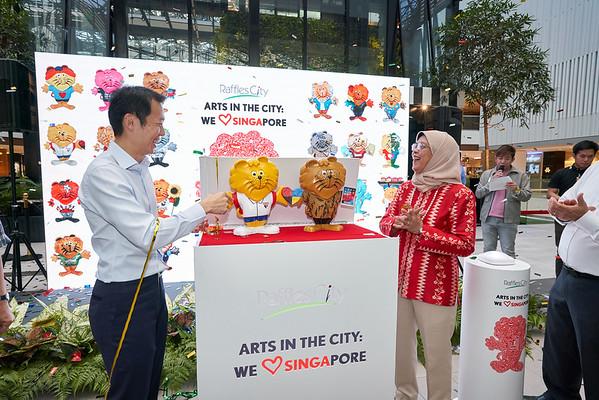 Arts In The City - Singa