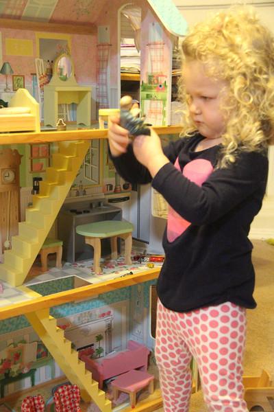 4.04.14 Teagie and Her DollHouse