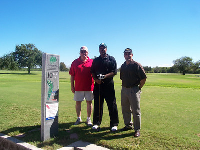 CFC Golf Tournament at Randolph AFB