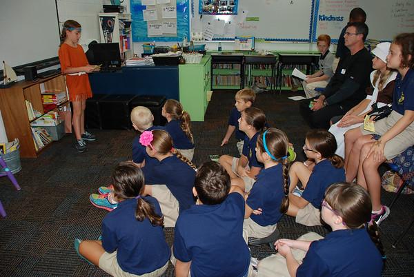 5th Grade Biography Presentations