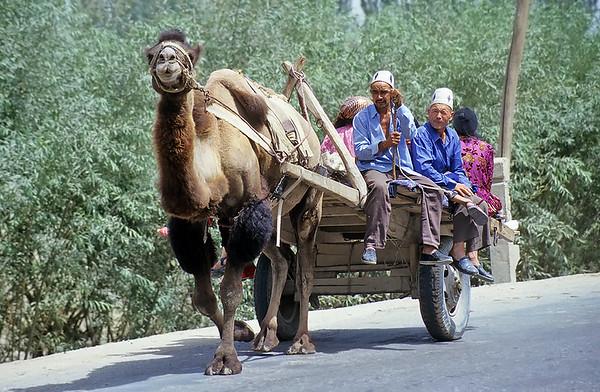 Yarkand, Xinjiang, Silk Road