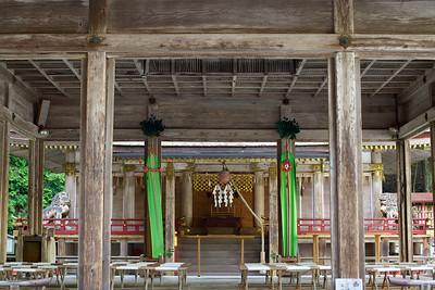 Hiyoshi-taisha — 日吉大社