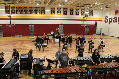 2019-2020 Eastern Loudoun Indoor Percussion