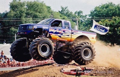 2001 Bloomsburg 4-Wheel Jamboree