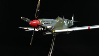Spitfire VIII Grey Nurse