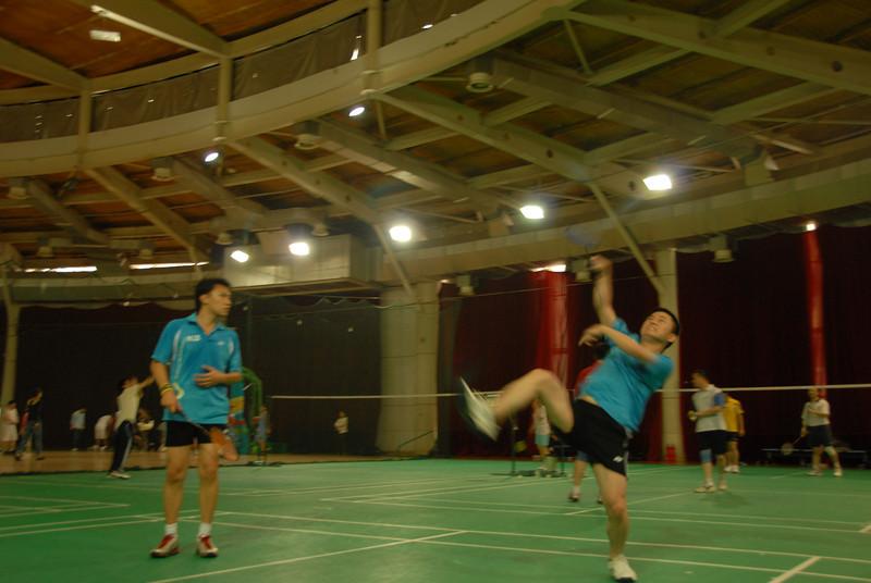 [20100918] Badminton PK with Hou Jiachang (31).JPG