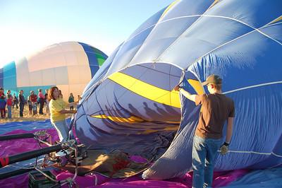 2010 Antelope Island Balloon Stampede