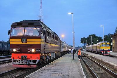 PV - Pasažieru Vilciens