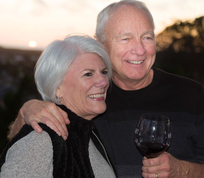Lorrie and Doug