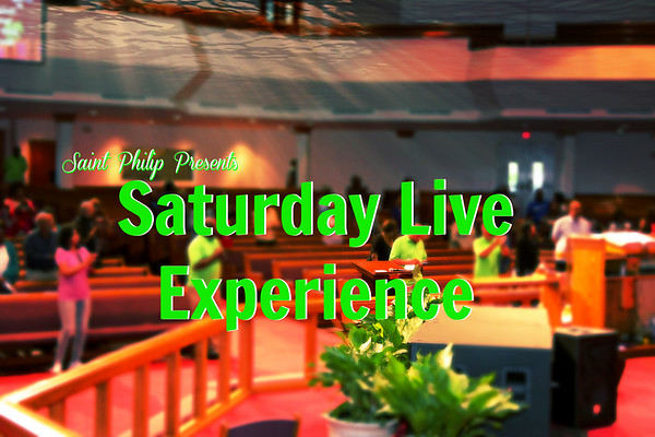 2018 Saturday Live Experience