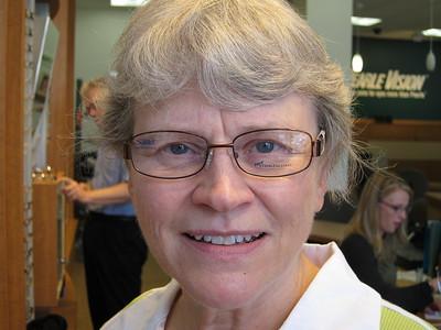 Phyllis - new glasses