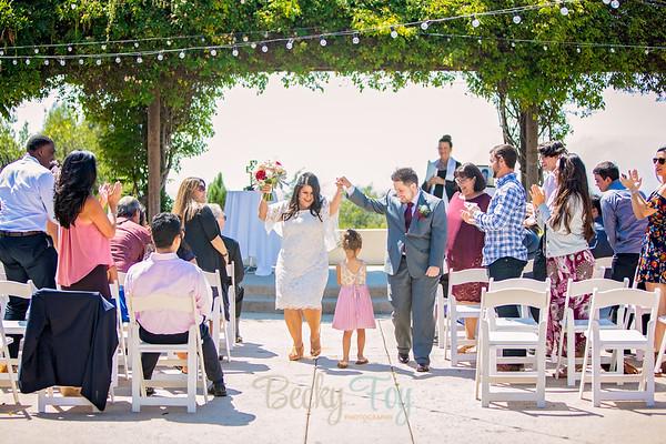 Sheila & Andy Wedding | 9.1.18 | Ceremony