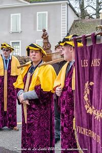Saint Vincent Moroges Domaine de La Luolle