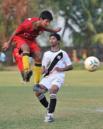 BFA soccer/football Matches
