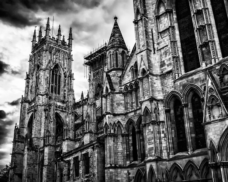 York Cathedral, York, England