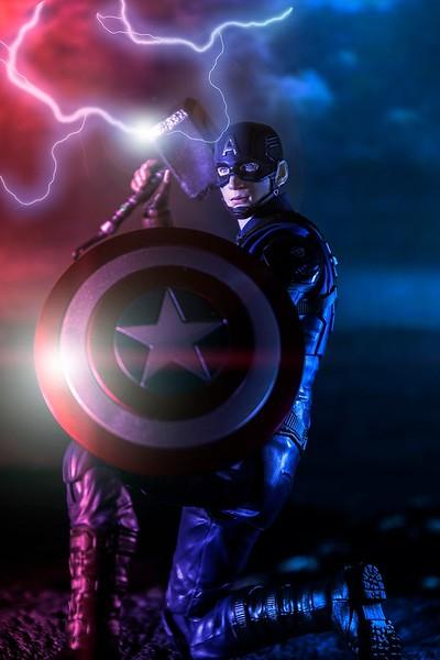 SHF captain america