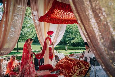 Rakshya & Harshvir Wedding